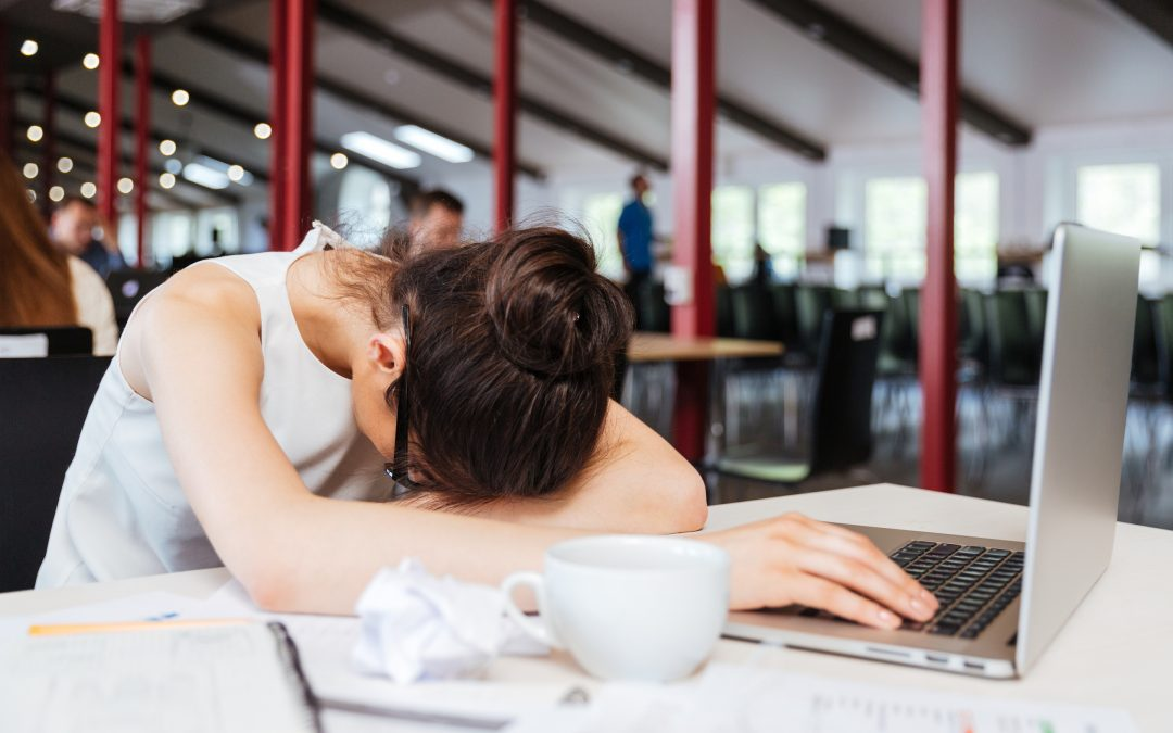 Overcome the afternoon slump